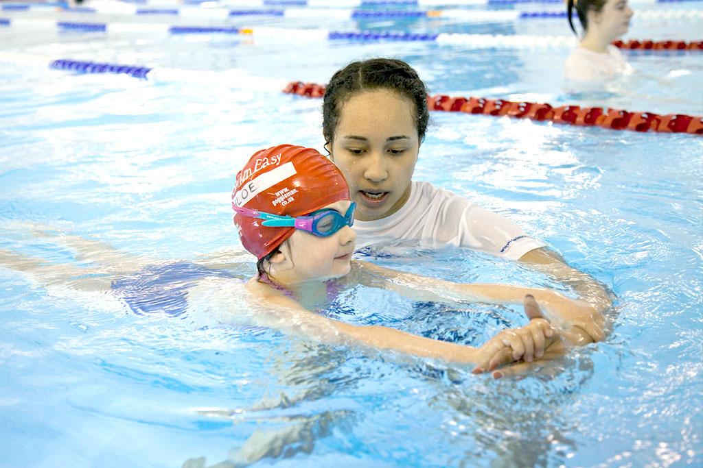 SwimEasy beginner