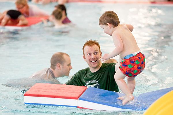 SwimEasy swimming lessons SwimTots