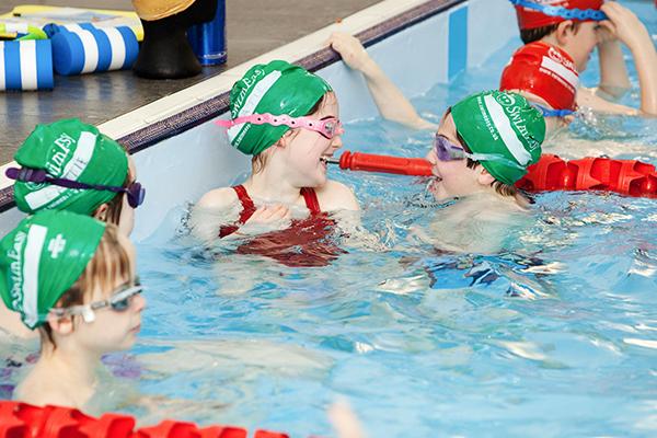SwimEasy swimming lessons SwimWell